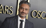 Taika Waititi at the 92nd Academy Awards Nominees Luncheon in Los Angeles, January 27, 2020. (Jordan Strauss/I nvision/ AP)