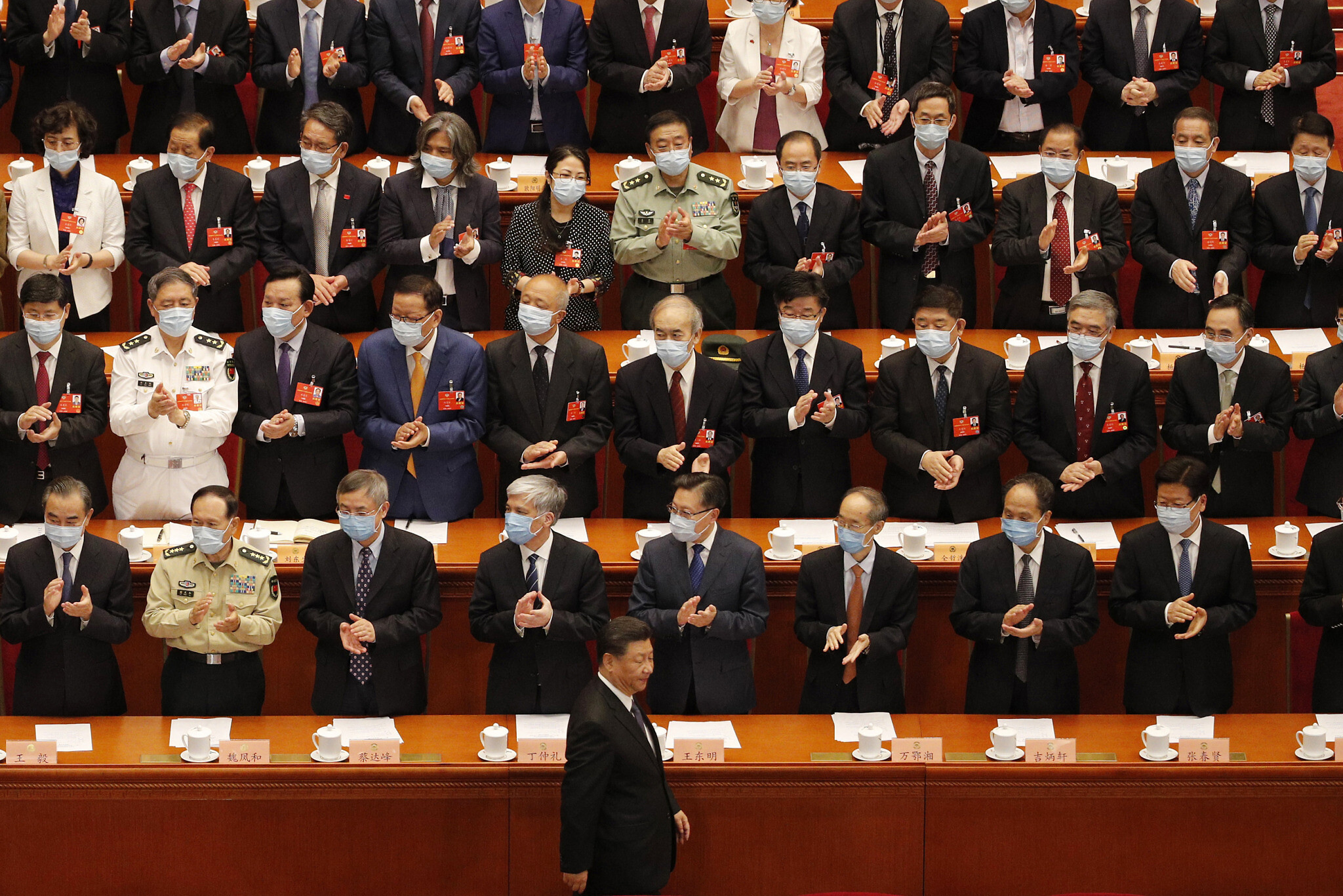 China okays plan for controversial security law endangering Hong ...