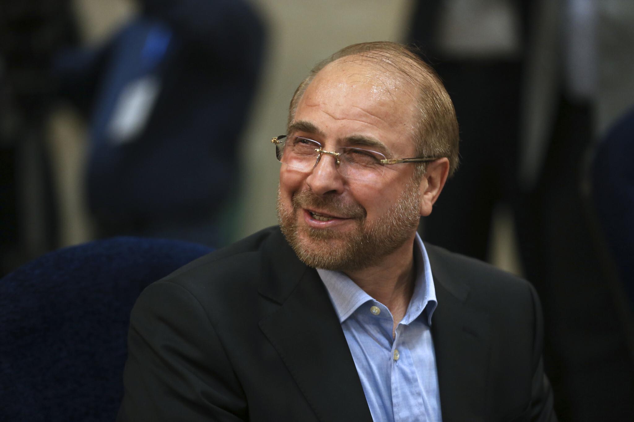 Iran: Qalibaf Elected New Parliament Speaker