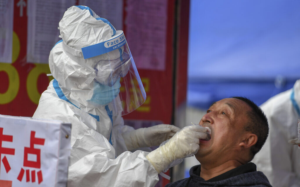 Chinese expert says new virus cluster in northeast behaving differently