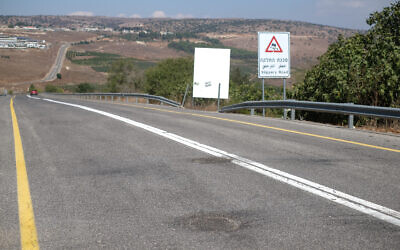 Israel reports 'security incident' on Lebanon border, tells locals to stay indoors