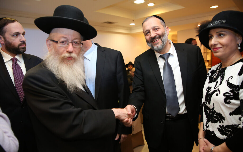 How the ultra-Orthodox parties became biggest winners in Israel's new government