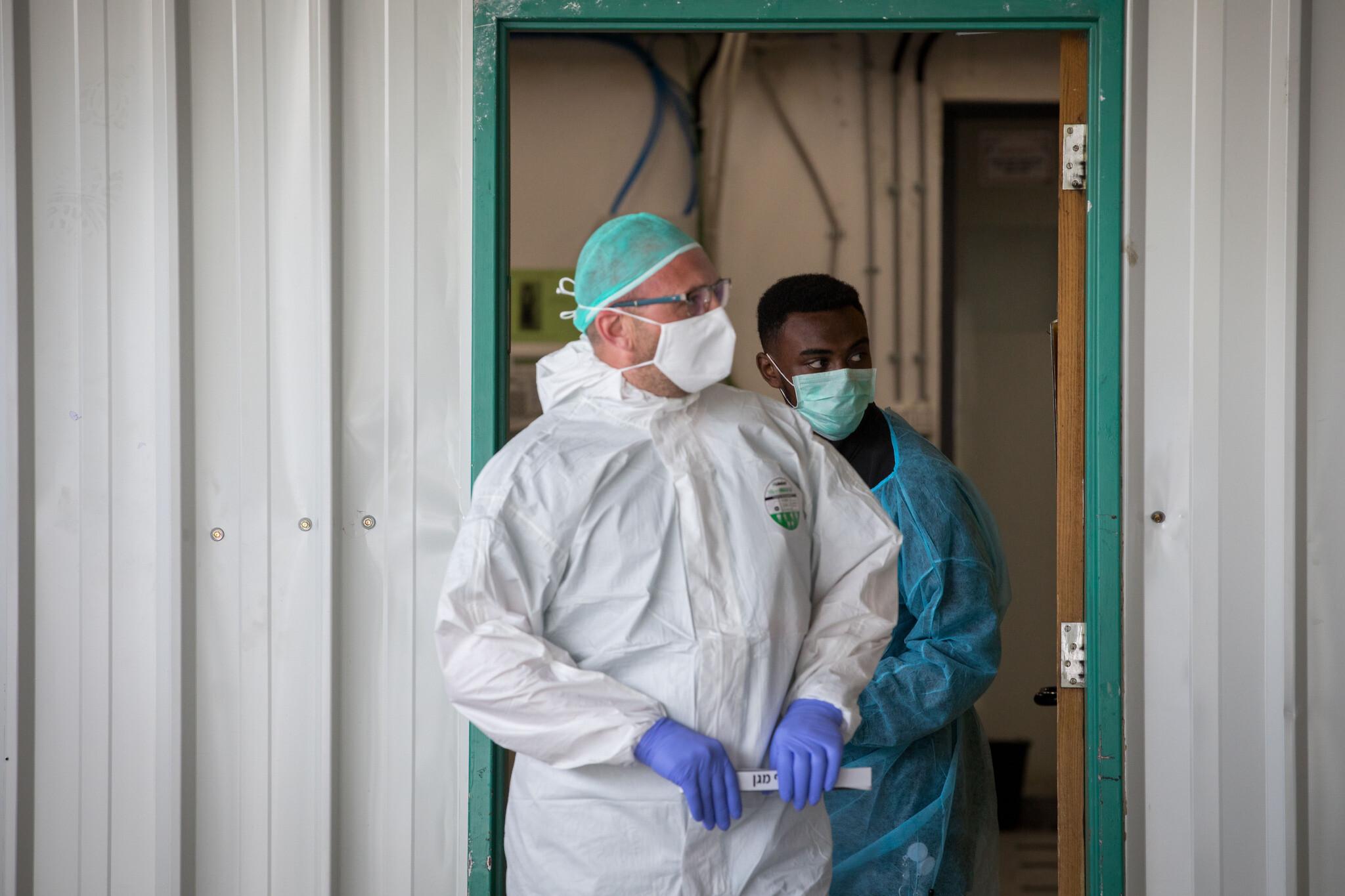 Israel Developed Coronavirus Vaccine