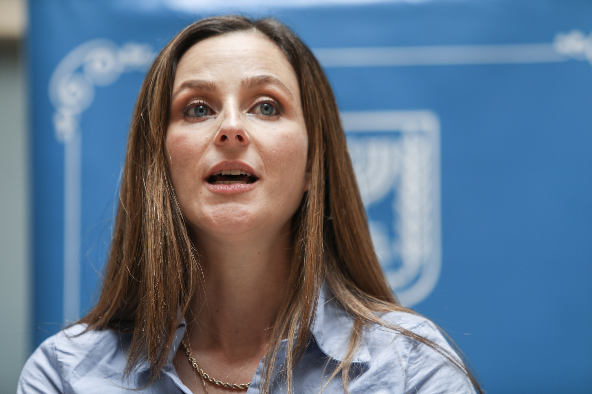 Days after entering office, new social equality minister gives birth | The  Times of Israel