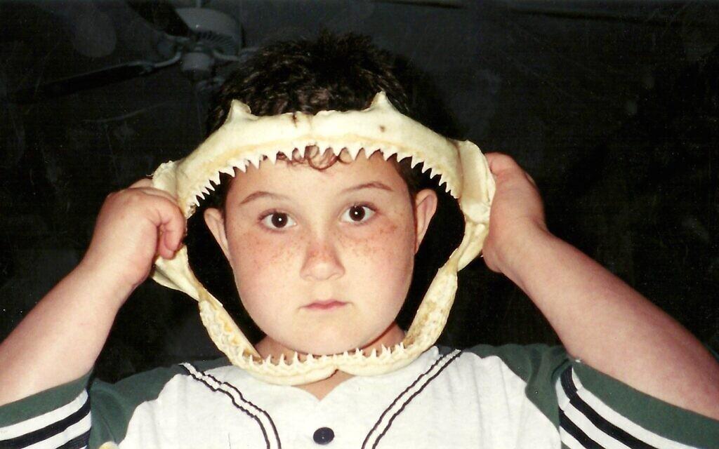 Sasha Joseph Neulinger as a young boy. (Step 1 Films)