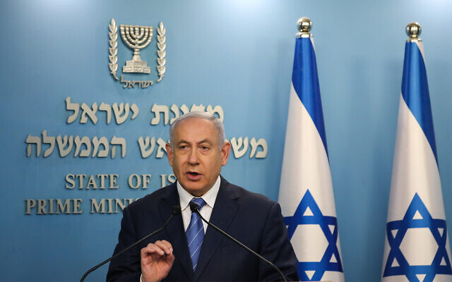 Poll: 74% of Israelis approve of Netanyahu's health response to pandemic
