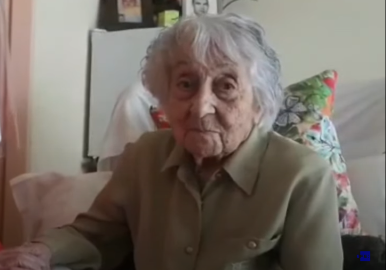 Spain's oldest woman, 113, overcomes COVID-19 | The Times of Israel