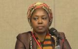 Najwa Gadaheldam. (Screen capture/Channel 13)