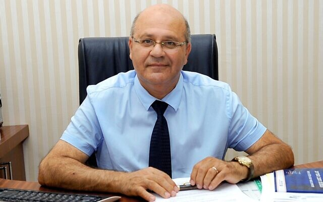 Prof. Chezy Levy (Health Ministry)
