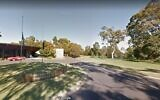 The Cranbourne golf club. (screen capture: Google Street View)