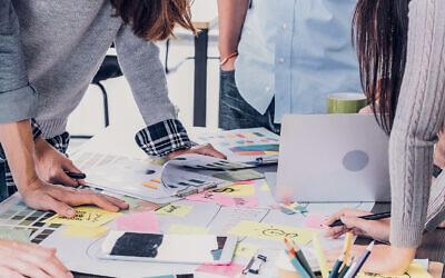 Illustrative image of brainstorming, hackathon (iStock by Getty Images)