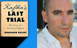 Benjamin Balint. (Courtesy of the Sami Rohr Prize)