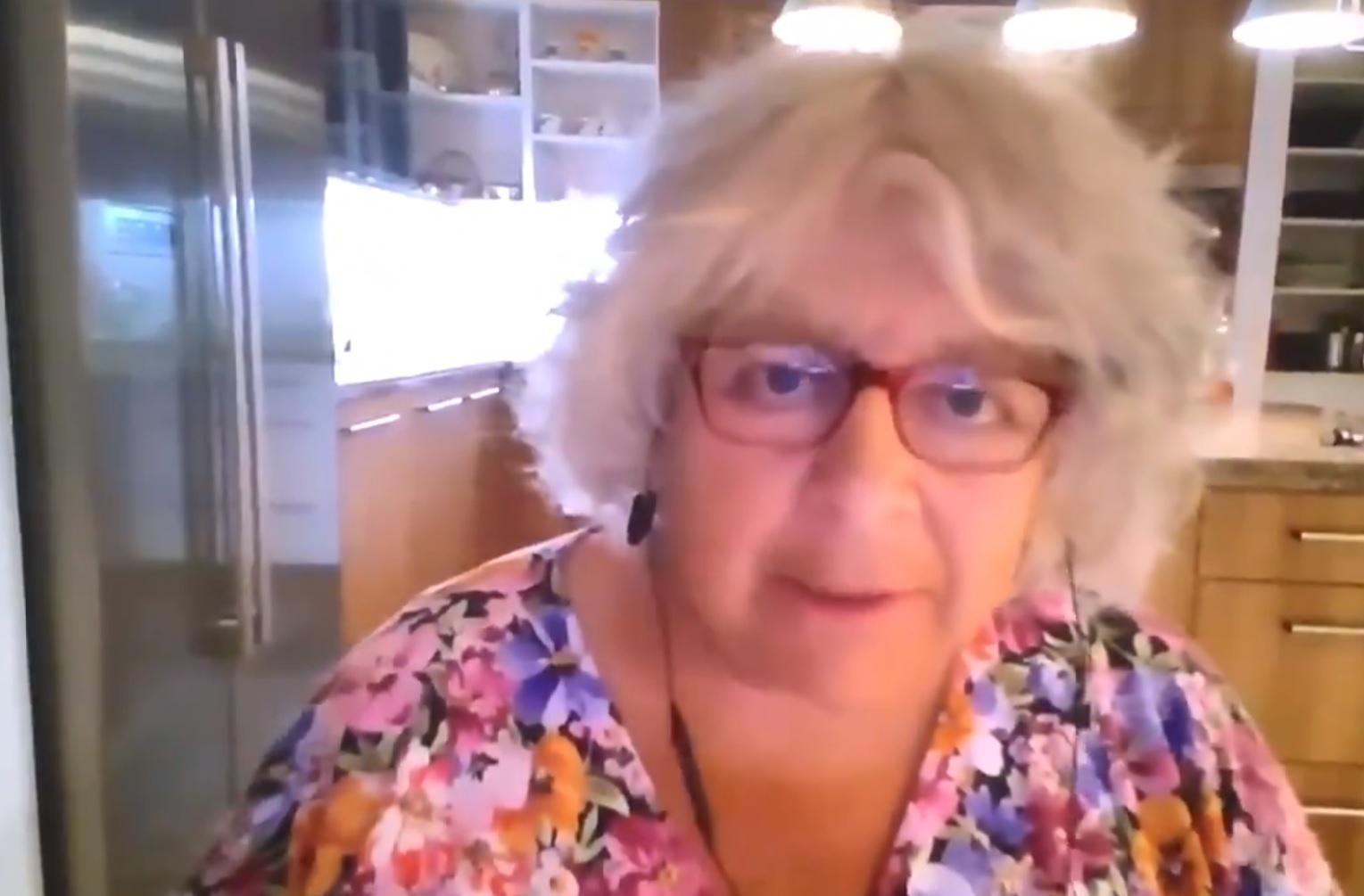 Miriam Margolyes says she wanted Boris Johnson to die from coronavirus