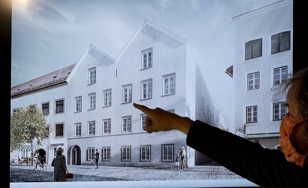 Hitler's birthplace to be remodelled and turned into police station