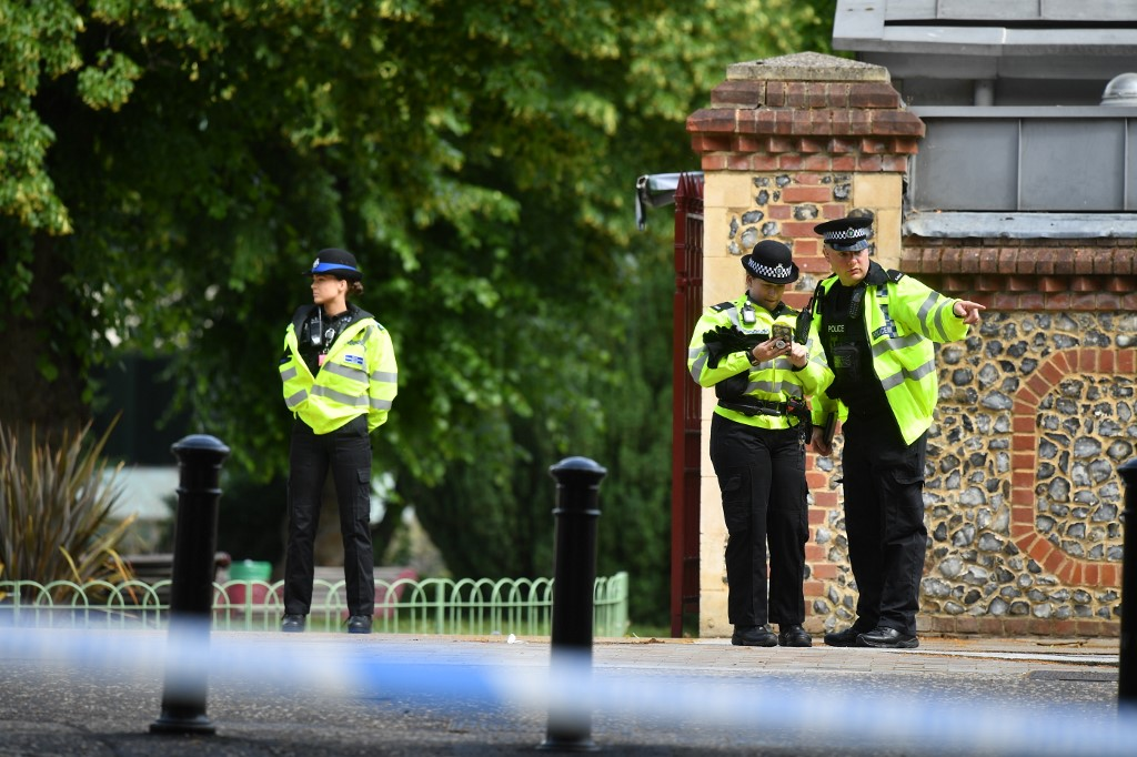 Reading Stabbings: Reaction to fatal Forbury Gardens attacks