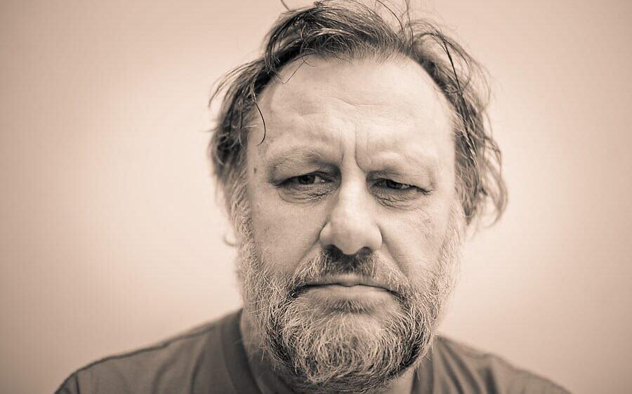 Pop-philosopher Slavoj Zizek. (Simon Plestenjak/Flickr)