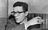 Herbert Stempel in New York. Stempel, August 1956. (AP Photo, File)