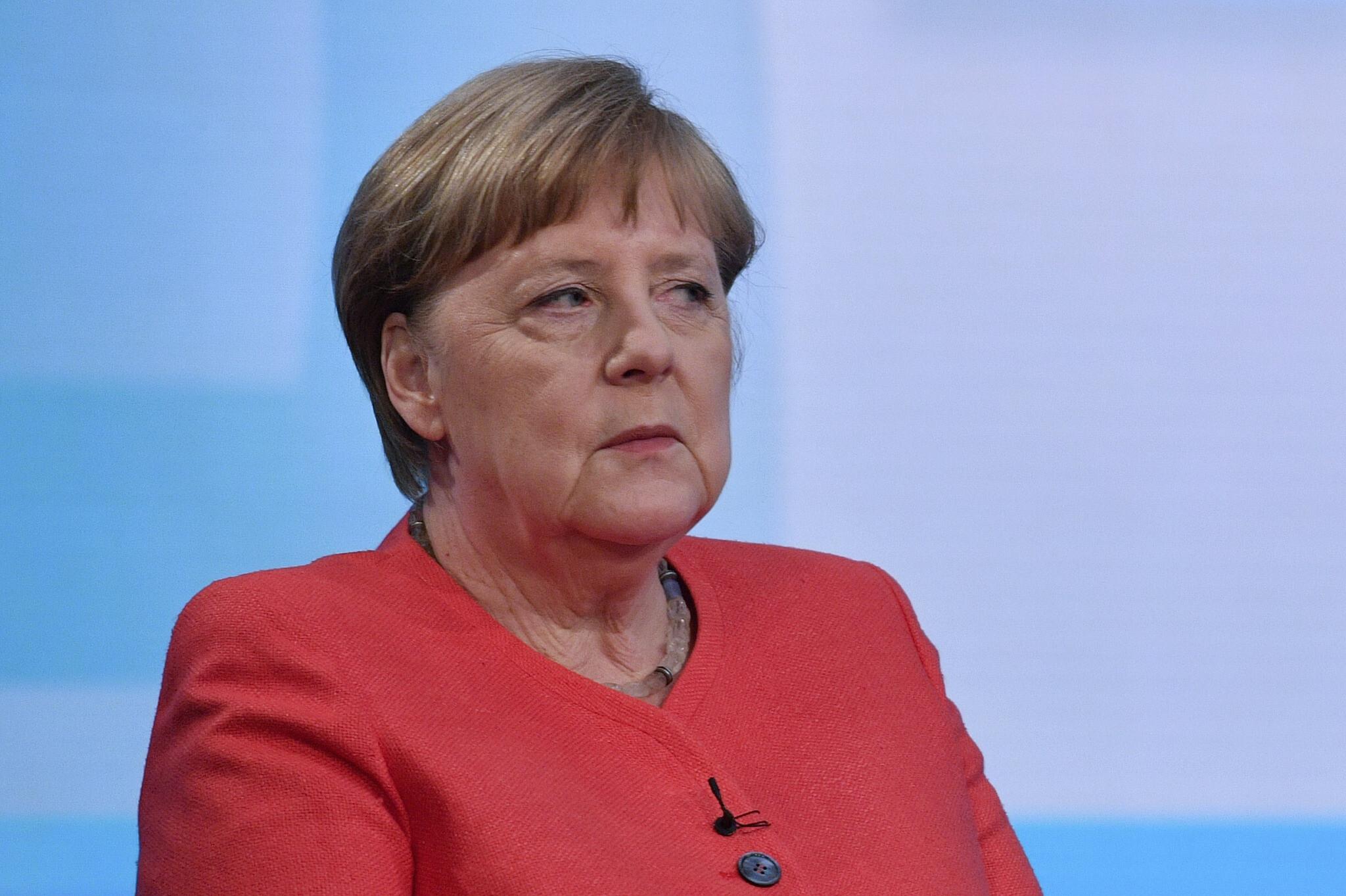 Germany's Merkel condemns racist 'murder' of George Floyd | The Times of  Israel