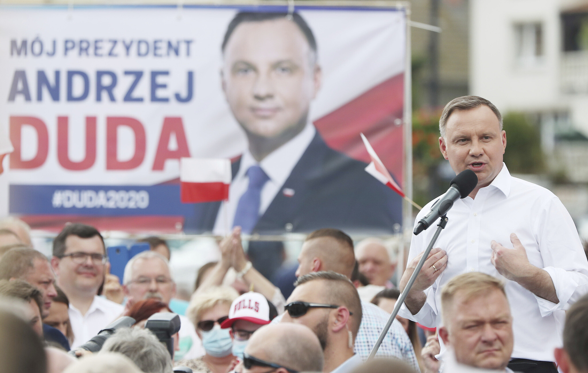 Duda leads in Polish presidential vote: official results