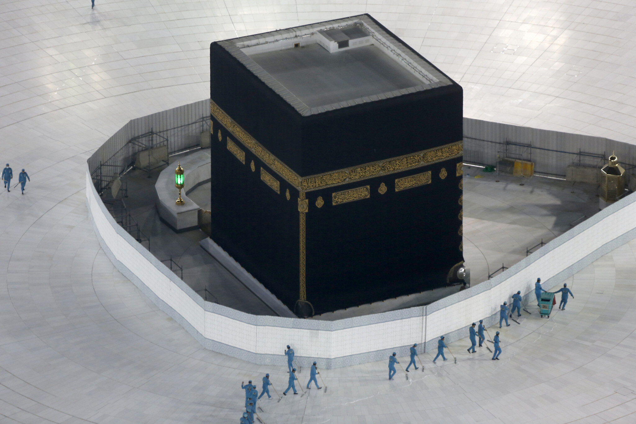 2 options for Nigerian pilgrims as Saudi cancels int'l hajj