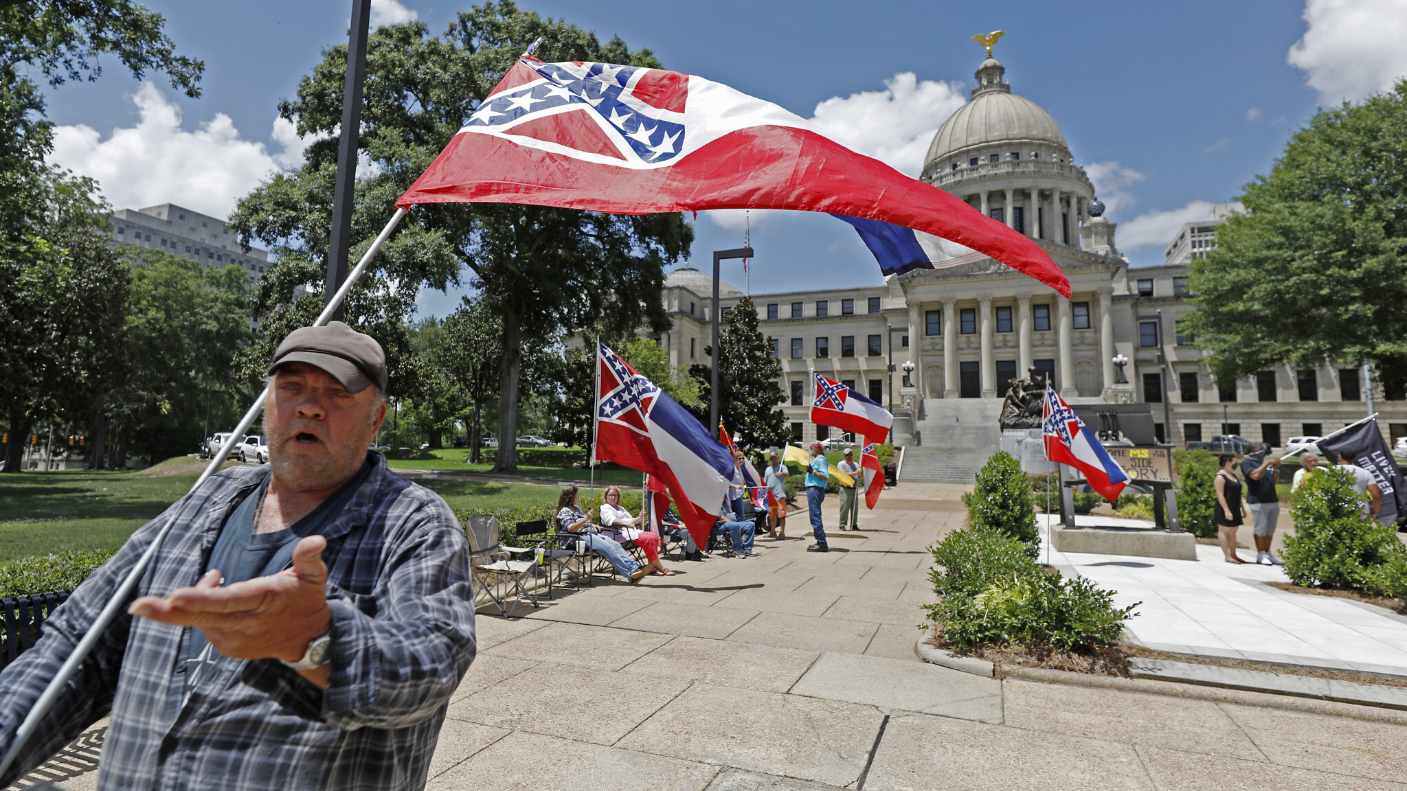 It's official, MS  passes bill to retire state flag with Confederate symbol