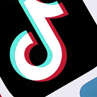 The icon for TikTok phone app, taken in New York, February 25, 2020. (AP Photo)