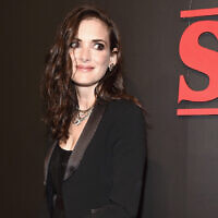 Actress Winona Ryder attends the Premiere of Netflix's 'Stranger Things,' at Mack Sennett Studios on July 11, 2016, in Los Angeles, California (Alberto E. Rodriguez/Getty Images/File)
