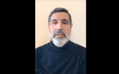 Gholamreza Mansouri. (Screen capture: YouTube)