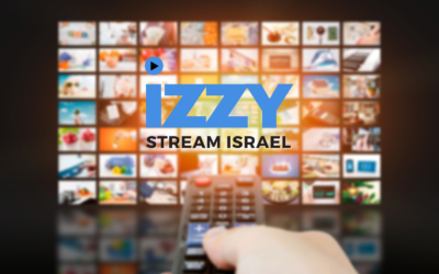 Izzy Stream Israel, a new content platform featuring Israeli TV shows, films, and documentaries that launched May 21, 2020. (Courtesy, Izzy Stream Israel)