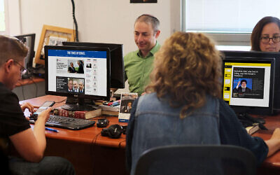 Our newsroom runs 24/7 to bring quality journalism to over 8 million monthly readers