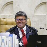 Luiz Fux (STF/Twitter)