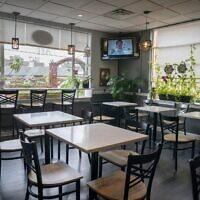Illustrative: Tables at a restaurant (AP Photo/J. Scott Applewhite)