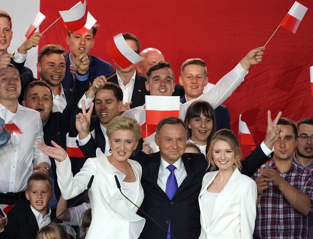 Poland's top court rules election result valid