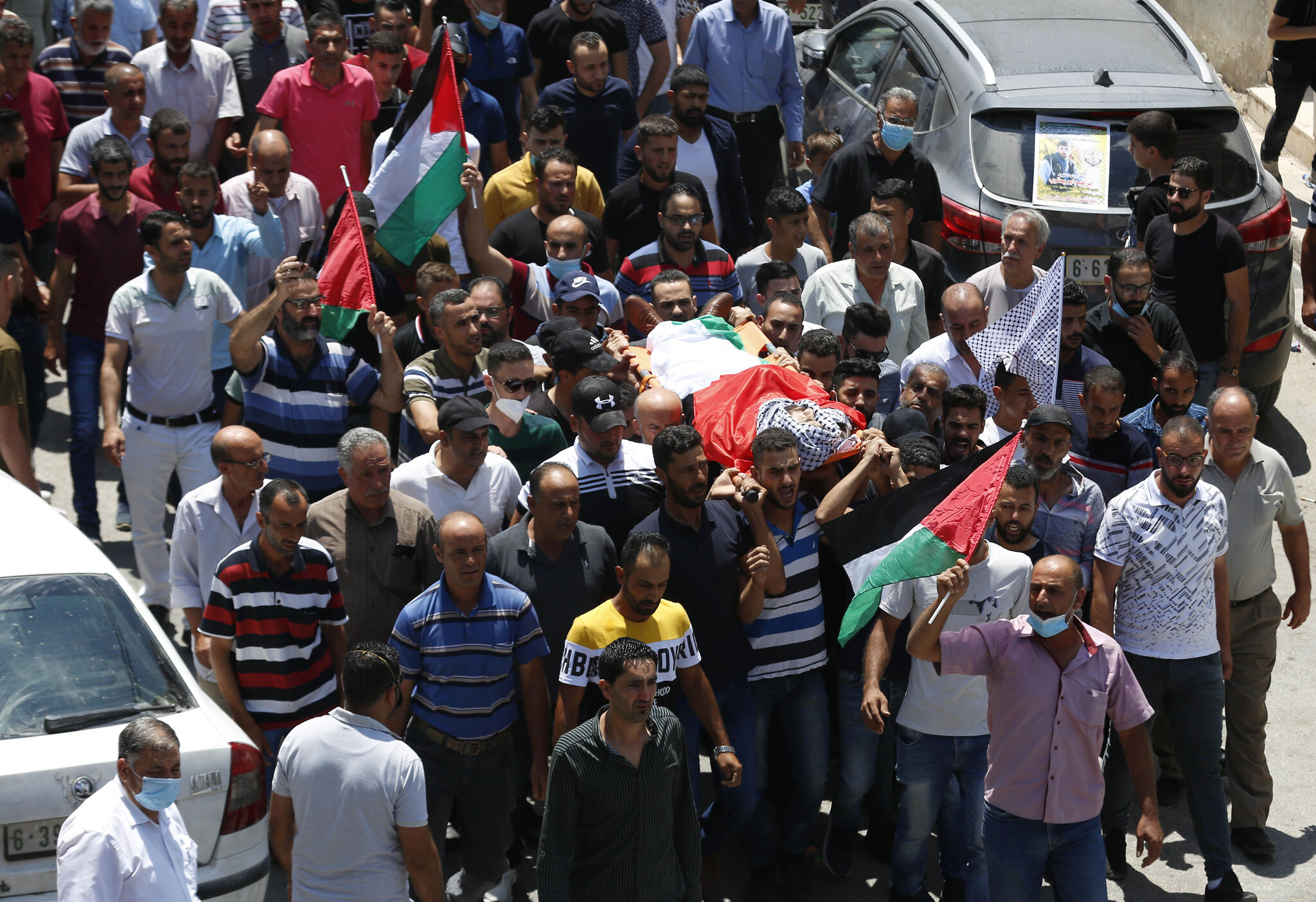 PA Arrests Palestinians for Endorsing Israel's Annexation