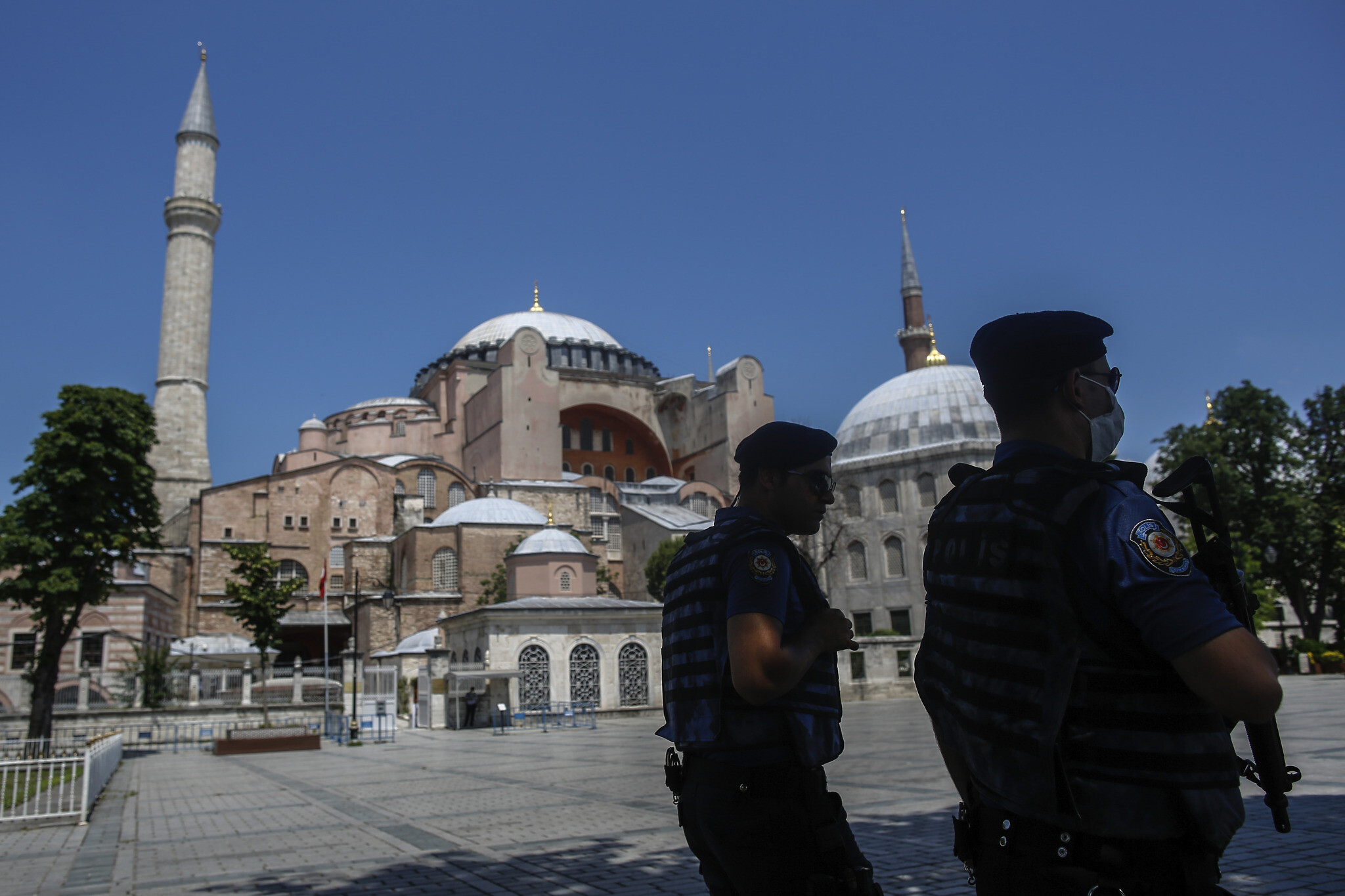 Hagia Sophia can be reconverted to mosque, Turkish court rules