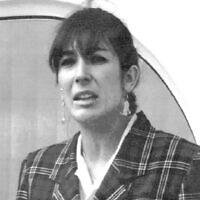 Ghislaine Maxwell in 1991 (AP Photo/Dominique Mollard, File)