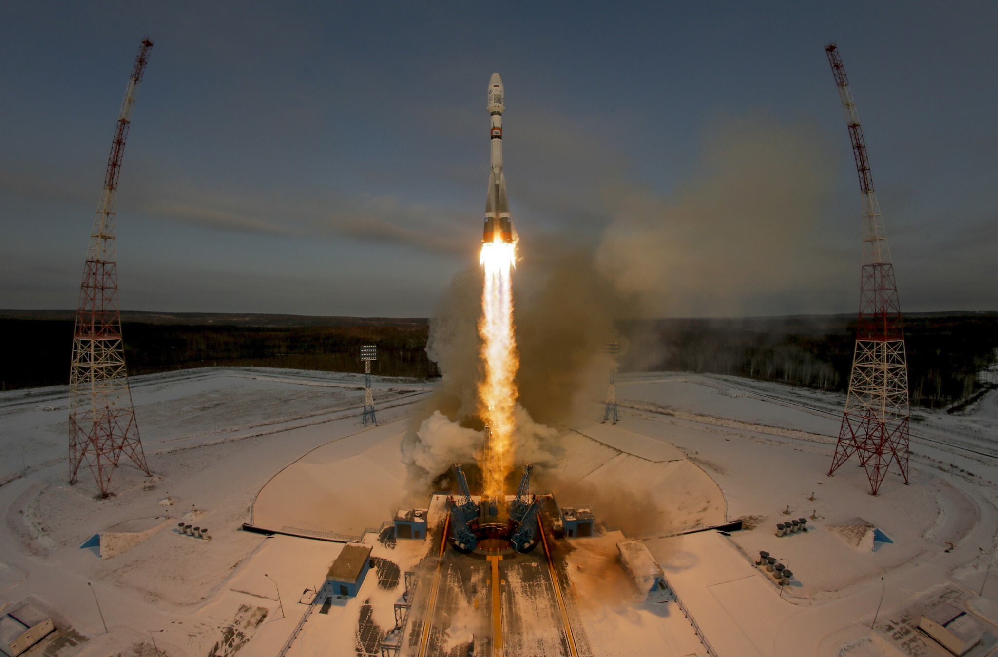 US accuses Russia of testing anti-satellite weapon in space | The ...