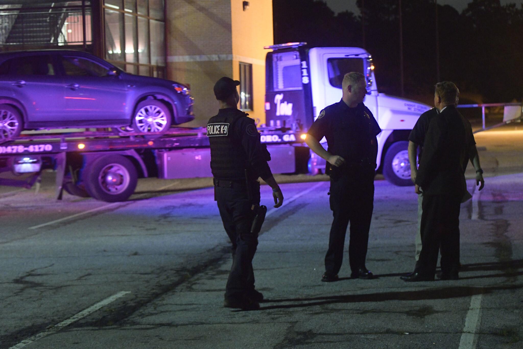 Atlanta mayor slams violent protesters after fatal shooting of 8-year-old