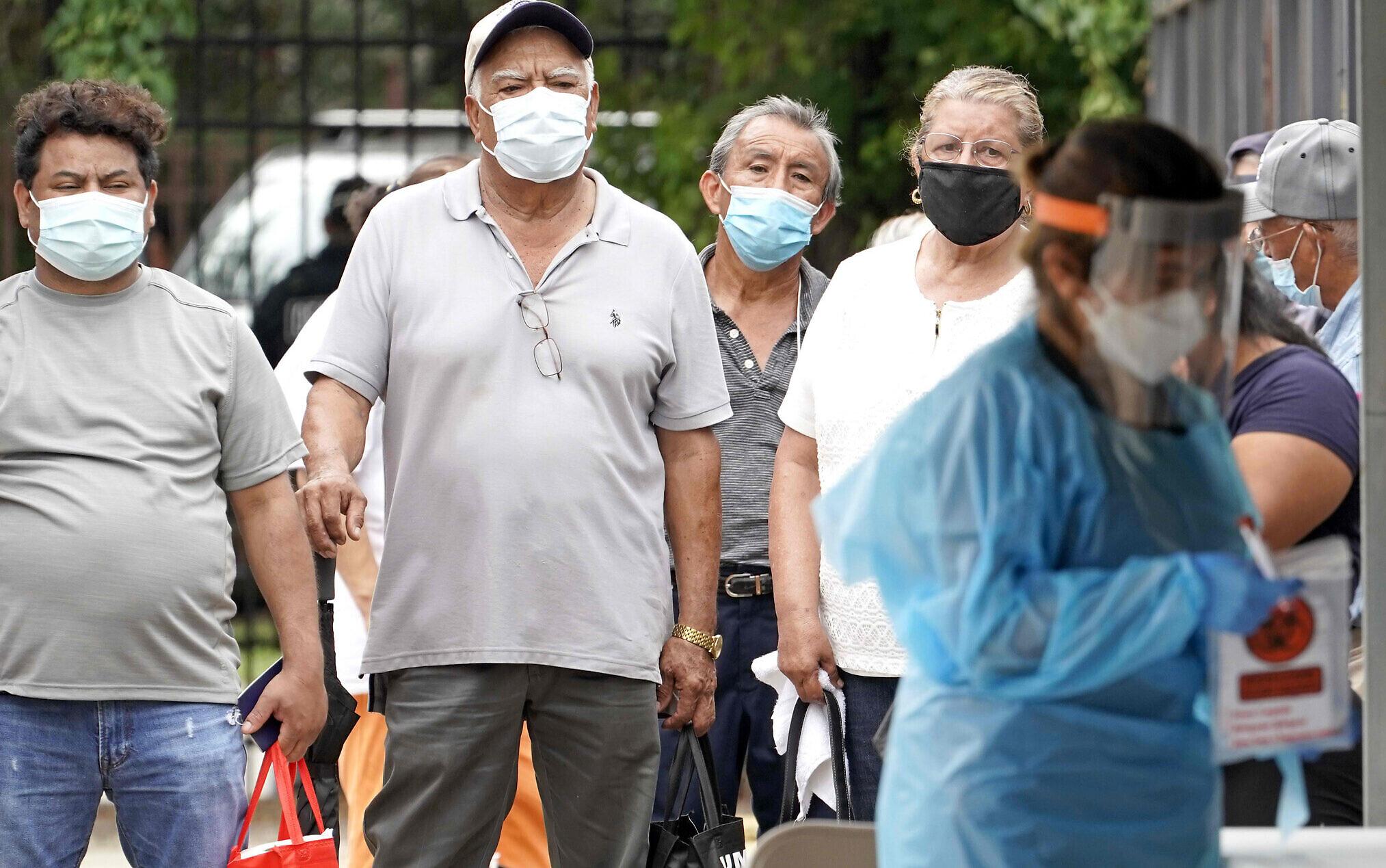 Texas Gov. Greg Abbott Issues Statewide Coronavirus Mask Order