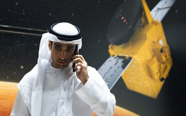 UAE's Amal spacecraft rockets toward Mars in Arab world 1st