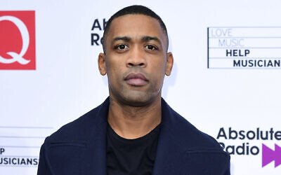 Grime music artist Wiley during an event in London, October 18, 2017. (Ian West/PA via AP)