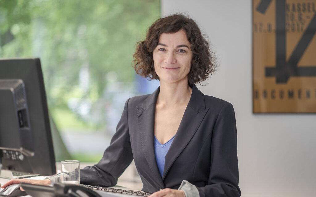 Arolsen Archives director Florian Azoulay (Johanna Gross)