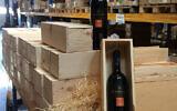 Illustrative: Israeli wine bought by the Dutch SGP party. (Courtesy of SGP via JTA)