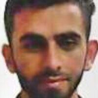 Izz al-Din Hussein. (Shin Bet)