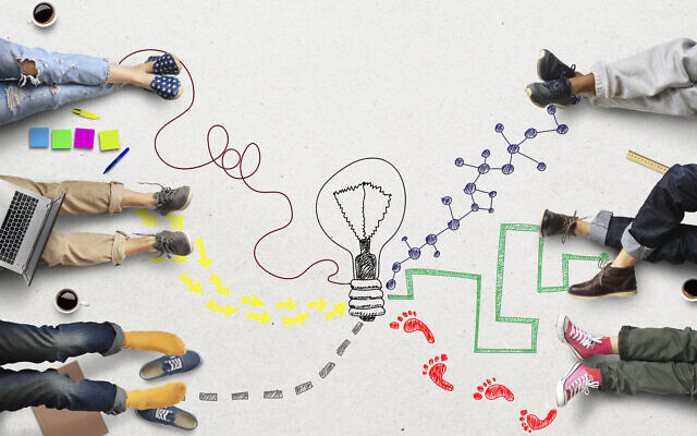 Illustrative image of partnerships and teamwork (dorian123 iStock by Getty Images)