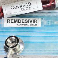 A dose of remdesivir (iStock)