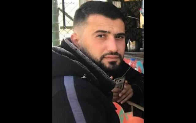 Ali Kamel Mohsen Jawad, a member of the Hezbollah terror group, whom the organization says was killed in an Israeli airstrike on July 20, 2020. (Hezbollah media)