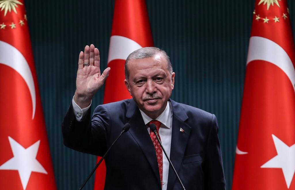 Turkish President Erdogan says French counterpart Macron needs `mental checks`