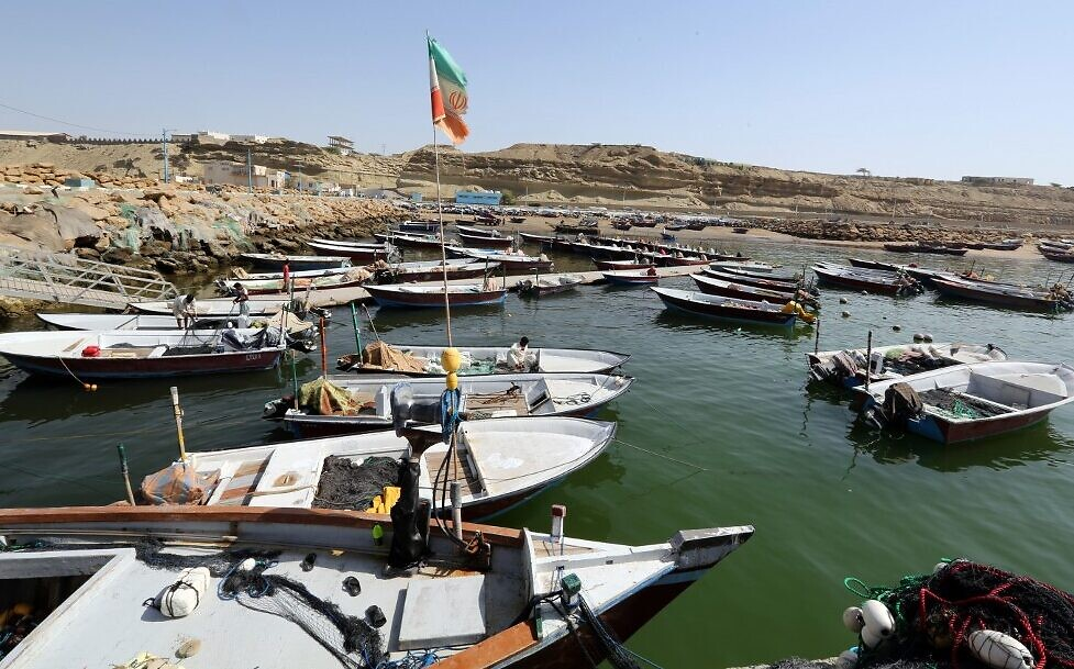 Iran Says It Detained A UAE Registered Ship