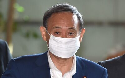 Japan's Defence Minister Undecided on Running for Position of Ruling Party Head